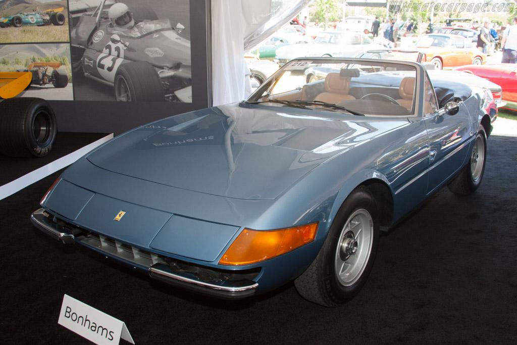 Ferrari 365 GTS/4 Daytona - Chassis: 17057   - 2014 Monterey Auctions
