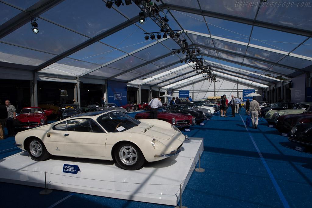 Ferrari 365 P Tre Posti Chassis 8971 2014 Monterey