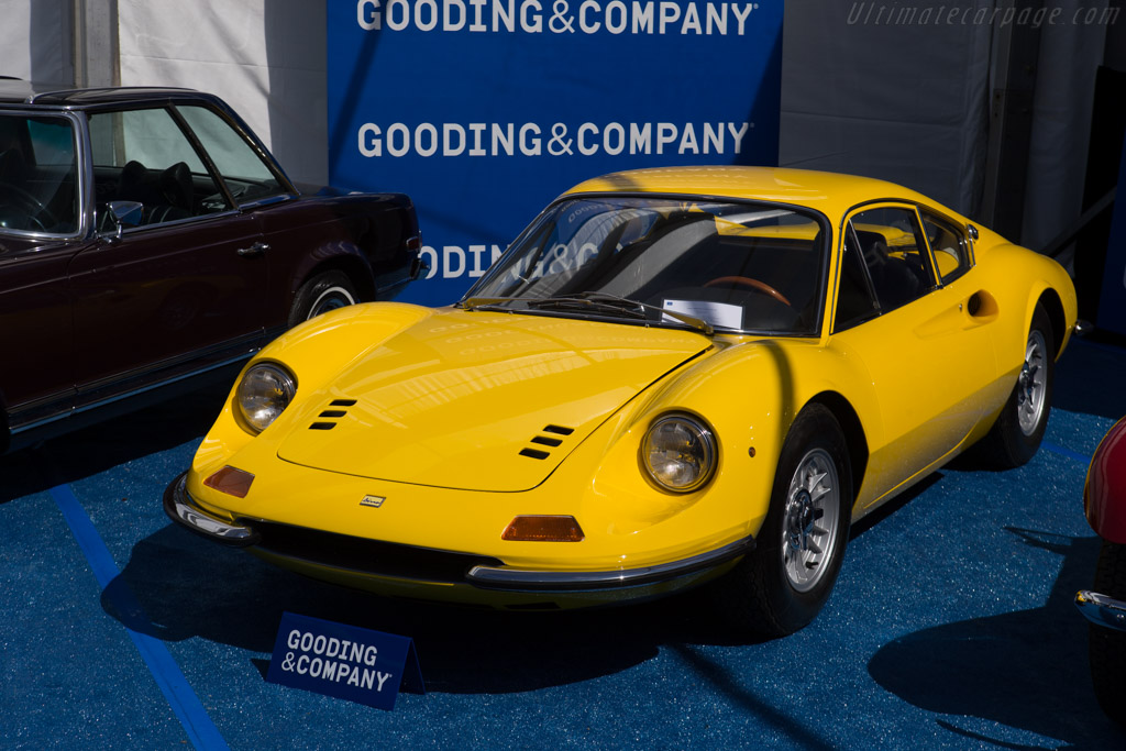 Ferrari Dino 206 GT - Chassis: 00126   - 2014 Monterey Auctions