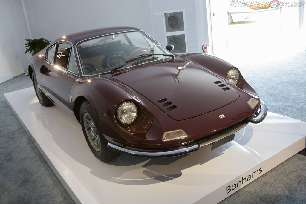 Ferrari Dino 206 GT - Chassis: 00338   - 2014 Monterey Auctions
