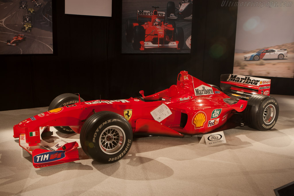 Ferrari F1-2000 - Chassis: 197   - 2014 Monterey Auctions