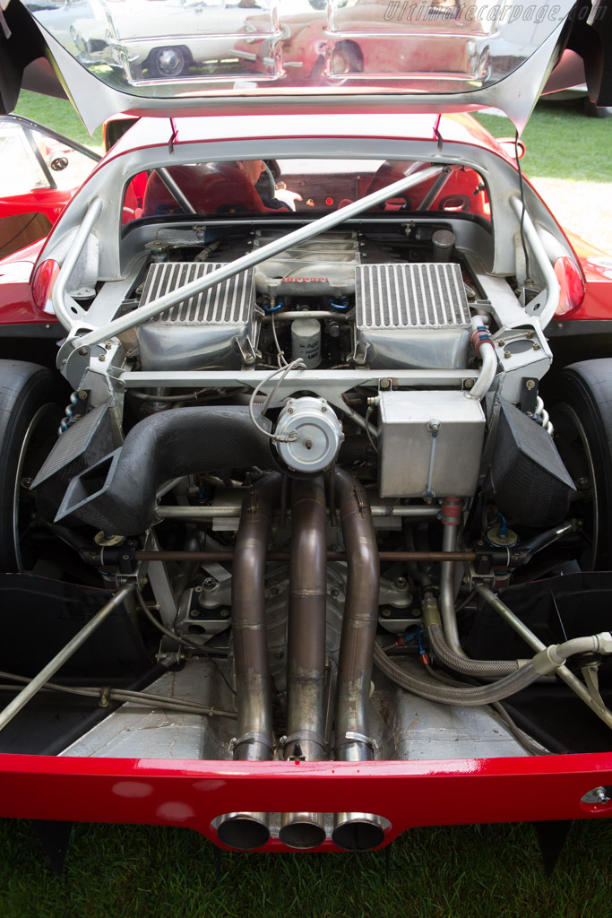 Ferrari F40 LM - Chassis: 97893   - 2014 Monterey Auctions