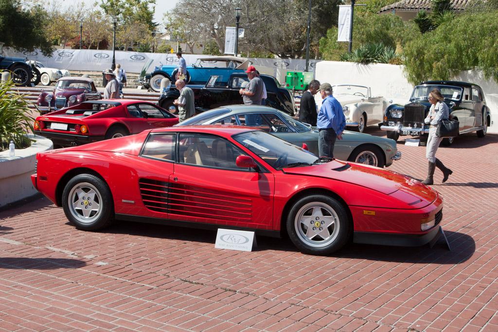 Ferrari Testarossa - Chassis: 82581   - 2014 Monterey Auctions