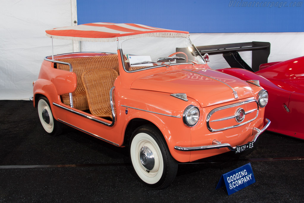 Fiat Jolly 600 - Chassis: 629048   - 2014 Monterey Auctions