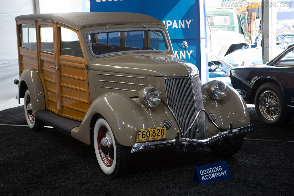 Ford Deluxe Station Wagon - Chassis: 182234668   - 2014 Monterey Auctions