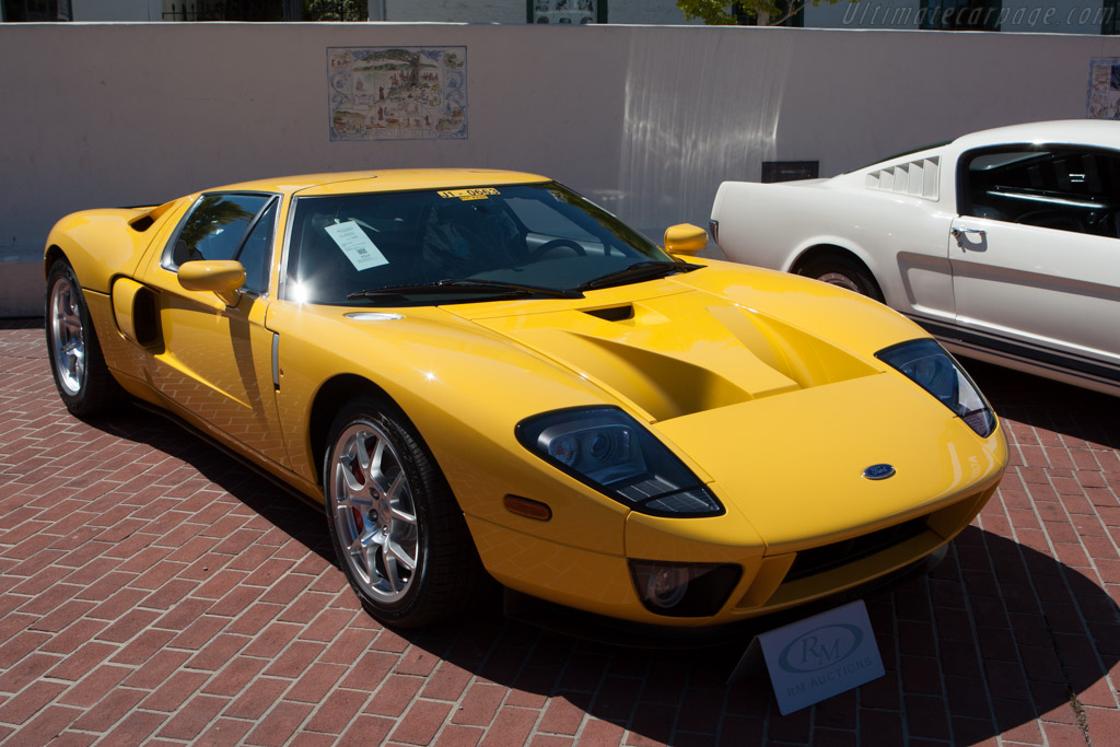 Ford GT - Chassis: 400663   - 2014 Monterey Auctions