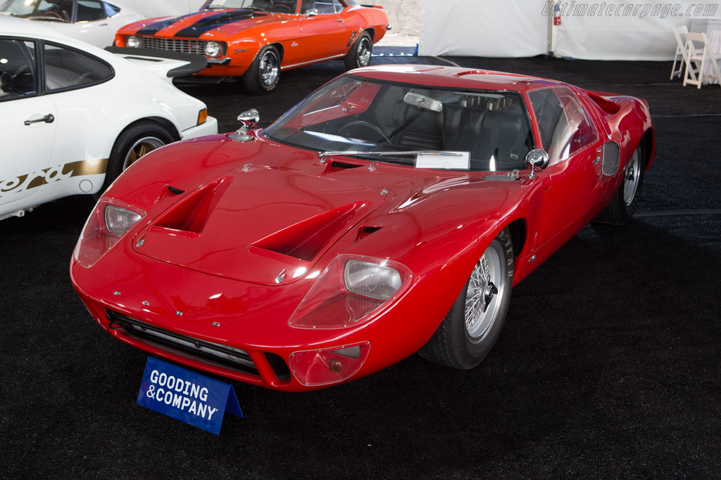 Ford GT40 - Chassis: GT40P/1058   - 2014 Monterey Auctions