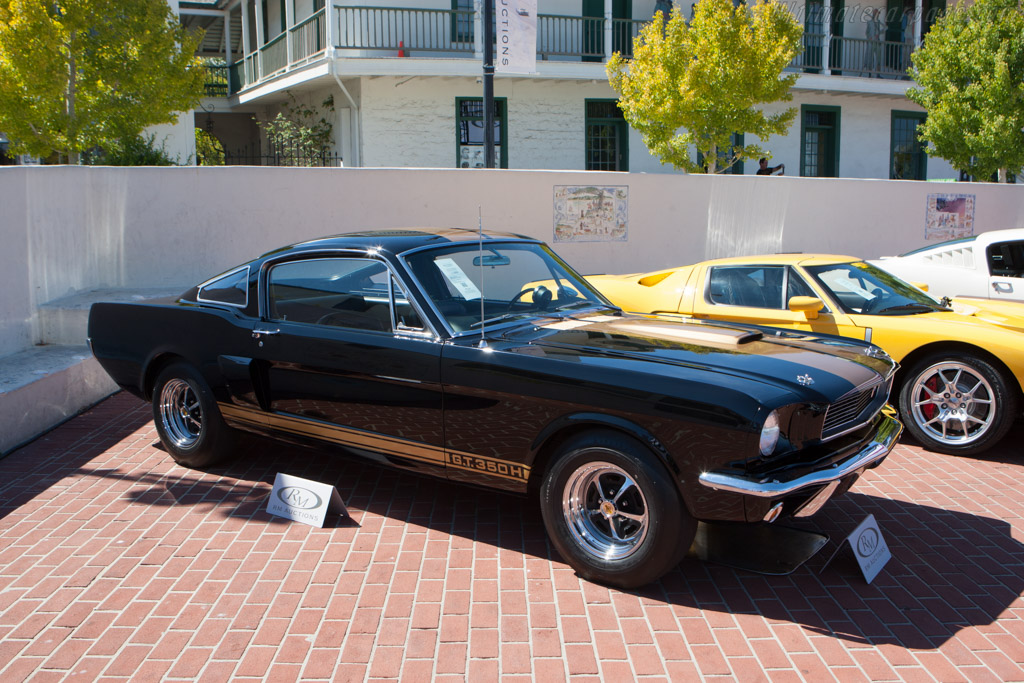 Ford Shelby Mustang GT350 H - Chassis: SFM6S1822   - 2014 Monterey Auctions