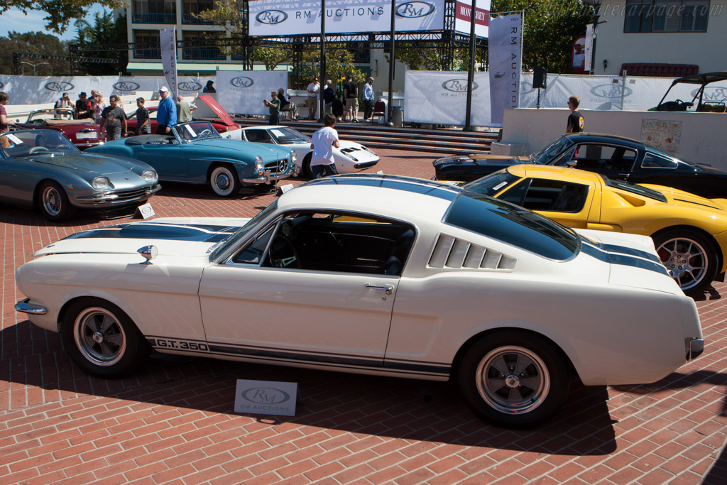 Ford Shelby Mustang GT350 Paxton Prototype - Chassis: SFM5S425   - 2014 Monterey Auctions