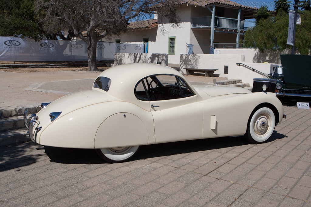 Jaguar XK120 Coupe - Chassis: 679393   - 2014 Monterey Auctions