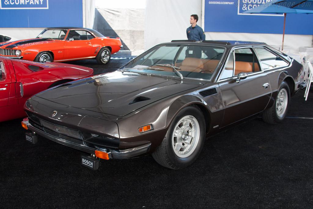 Lamborghini Jarama - Chassis: 10348   - 2014 Monterey Auctions