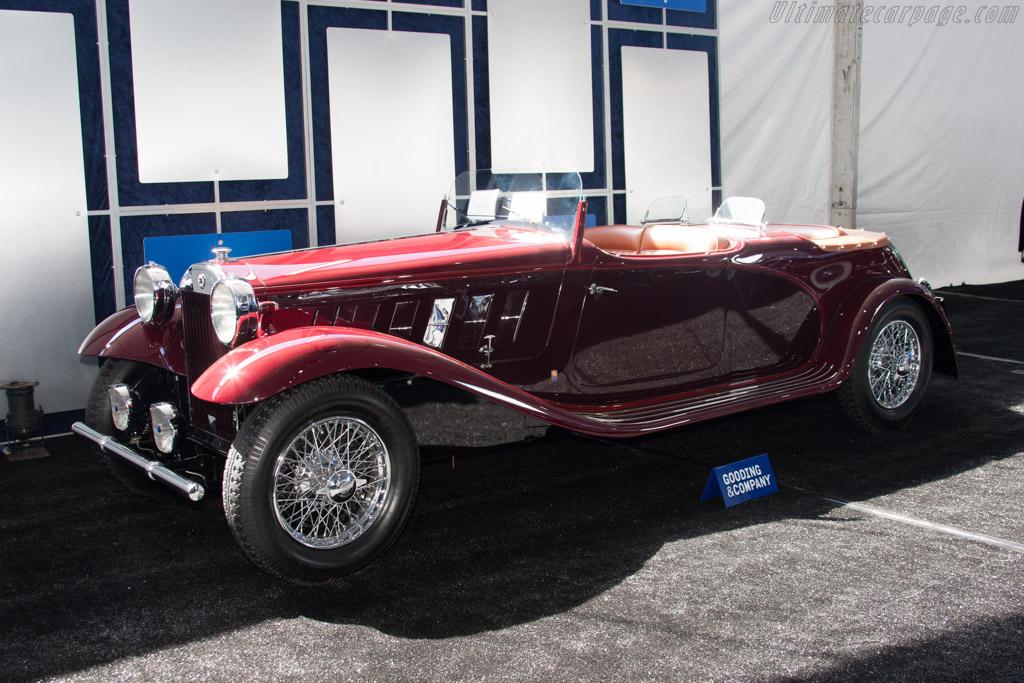 Lancia DiLambda Torpedo Sport - Chassis: 232140   - 2014 Monterey Auctions