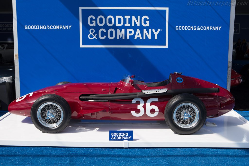 Maserati 250F 'Off-set' - Chassis: 2525   - 2014 Monterey Auctions