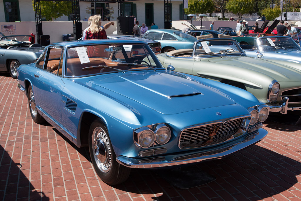 Maserati 3500 GT Frua Coupe - Chassis: AM101.1496   - 2014 Monterey Auctions