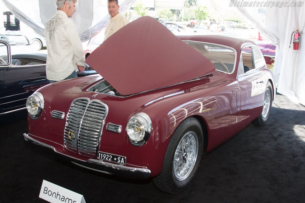 Maserati A6 Pinin Farina Coupe - Chassis: 086   - 2014 Monterey Auctions