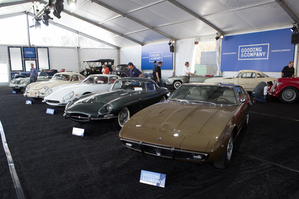 Maserati Ghibli SS - Chassis: AM115/49/1786   - 2014 Monterey Auctions