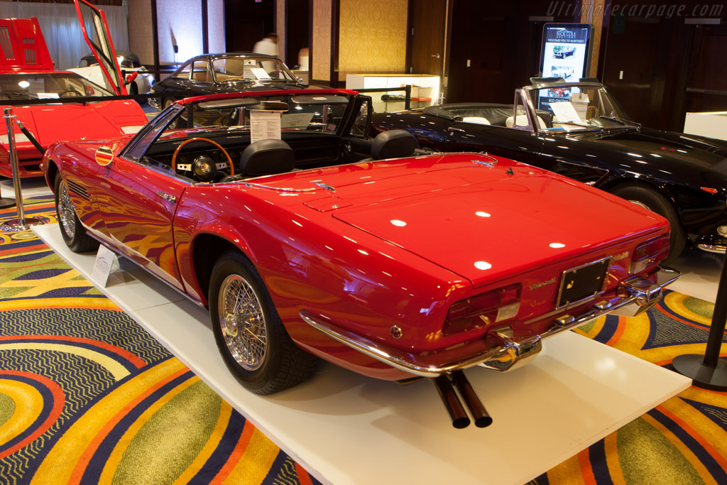Maserati Ghibli Spyder - Chassis: AM115 51 227   - 2014 Monterey Auctions