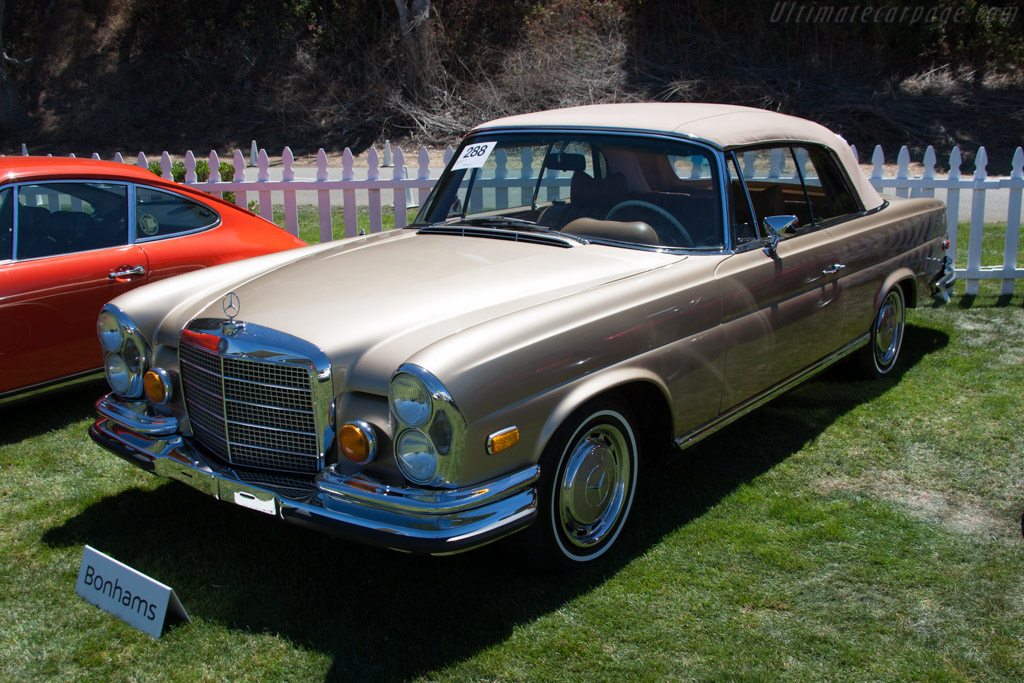 Mercedes-Benz 280 SE 3.5 Cabriolet - Chassis: 111027.12.004323   - 2014 Monterey Auctions