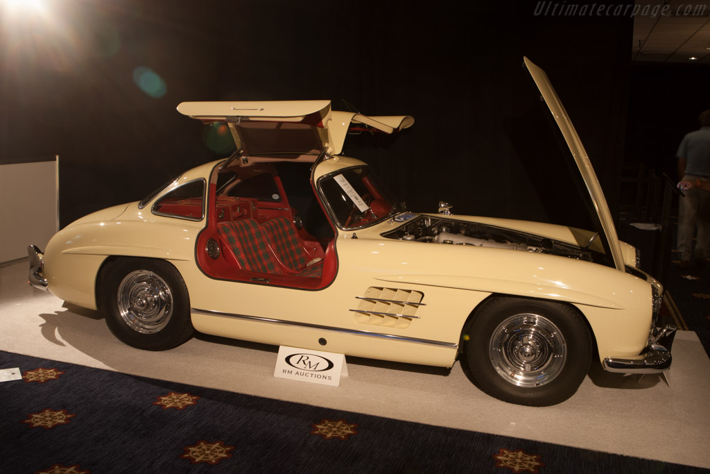 Mercedes-Benz 300 SL Coupe - Chassis: 198.040.5500368   - 2014 Monterey Auctions