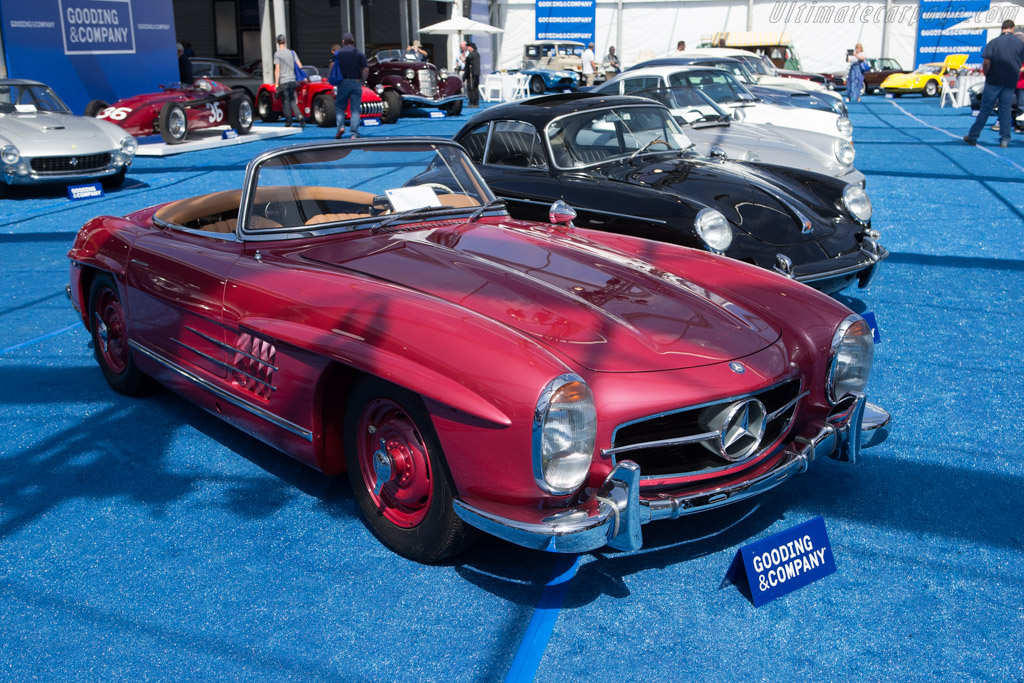 Mercedes-Benz 300 SL Roadster - Chassis: 198.042.10.003170   - 2014 Monterey Auctions