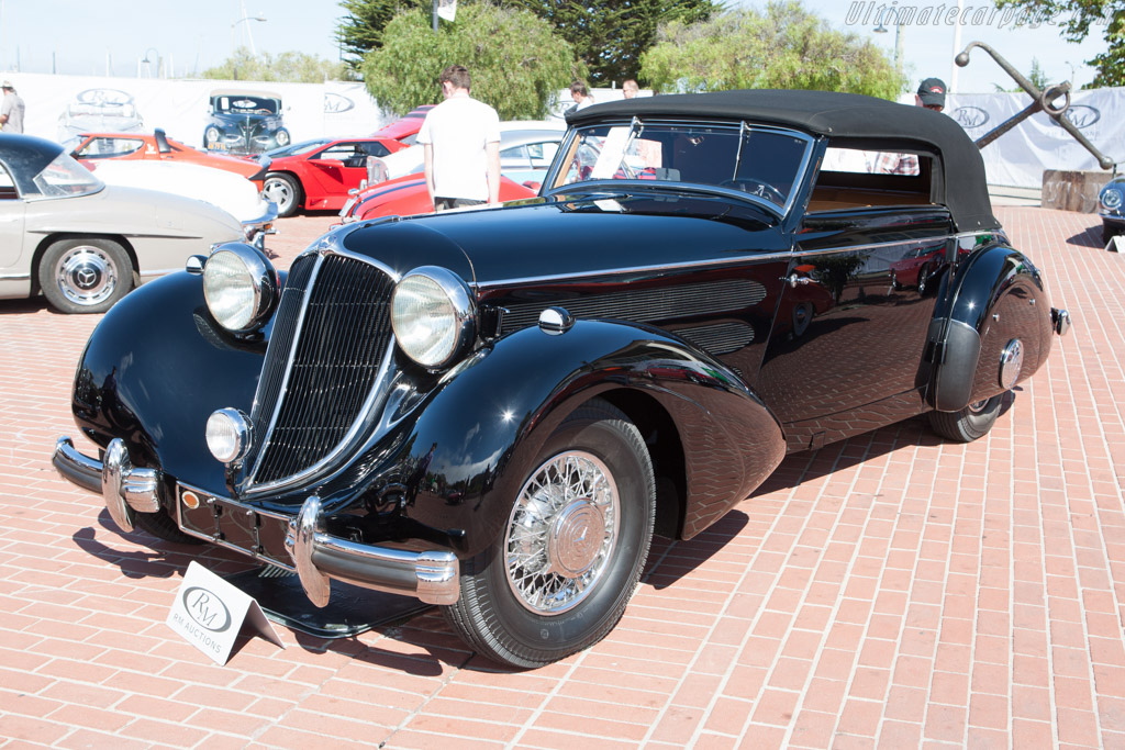 Mercedes-Benz 540K Special Cabriolet - Chassis: 130913   - 2014 Monterey Auctions