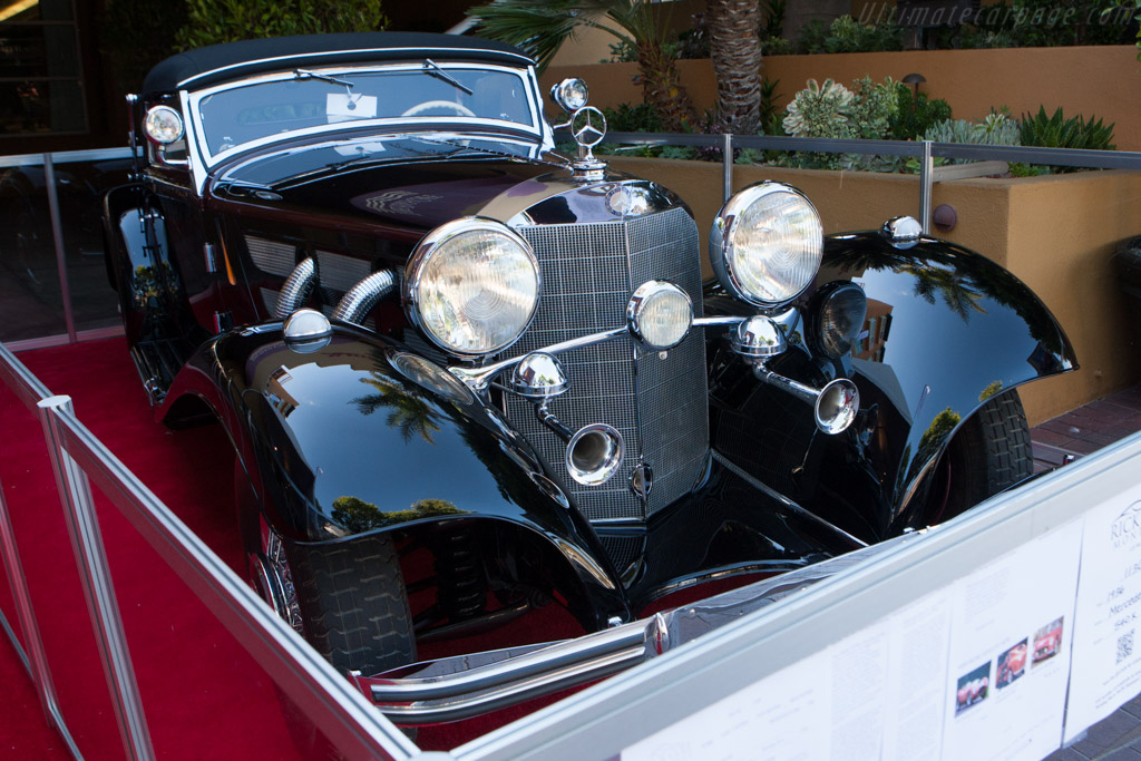 Mercedes-Benz 540K Special Cabriolet - Chassis: 130945   - 2014 Monterey Auctions