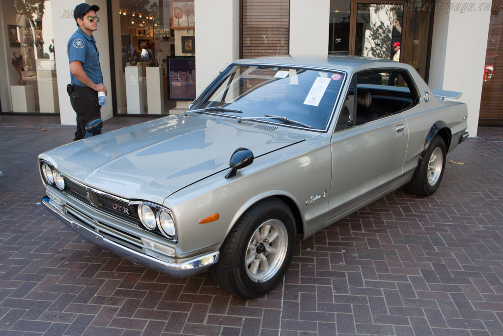 Nissan Skyline H/T 2000 GT-R Hakosuka - Chassis: KPGC10-001445   - 2014 Monterey Auctions