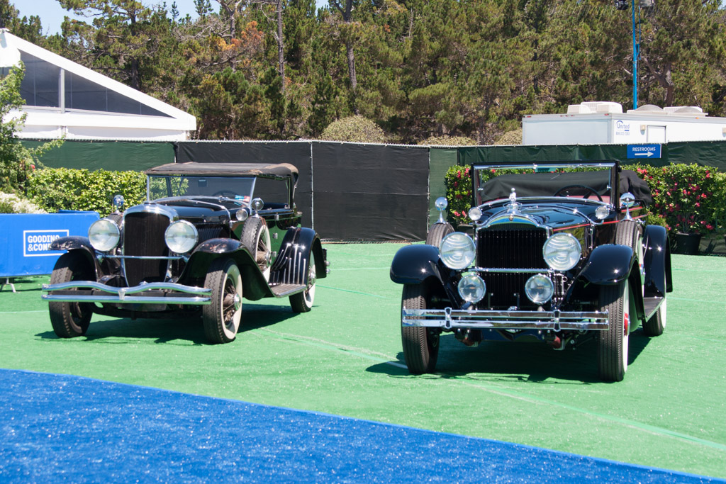 Packard 640 Convertible Coupe - Chassis: 173844   - 2014 Monterey Auctions