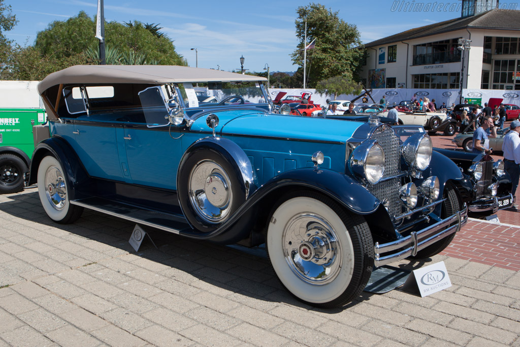 Packard Custom Eight Sport Phaeton - Chassis: 185458   - 2014 Monterey Auctions