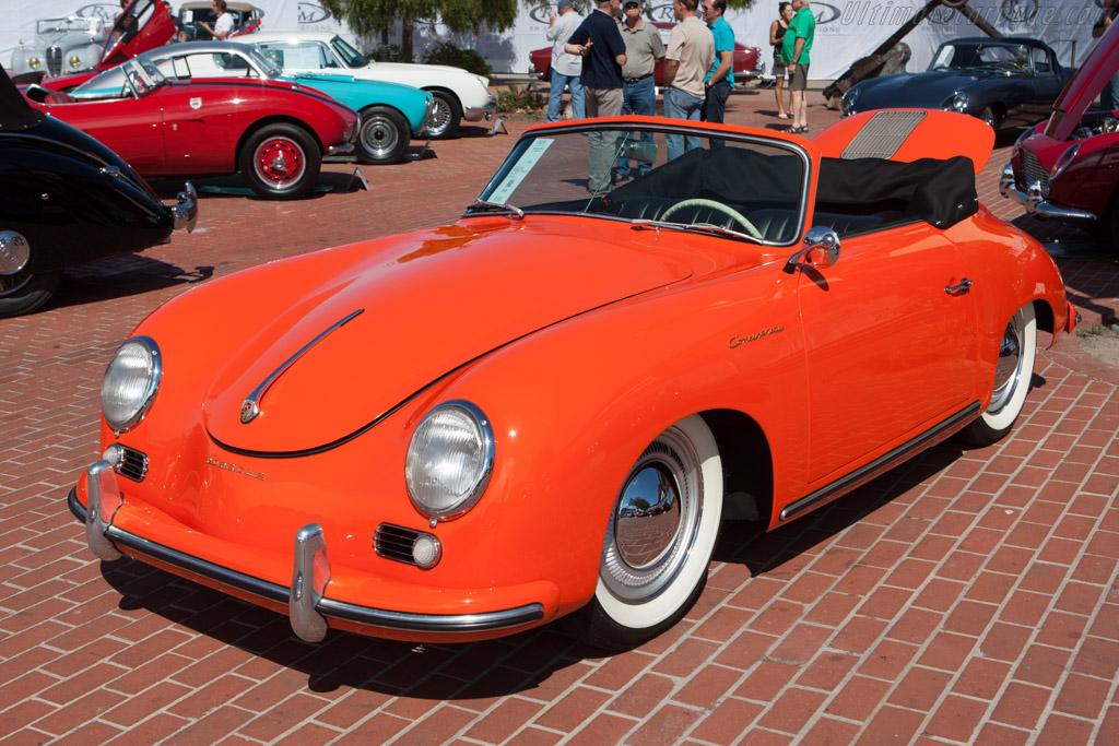 Porsche 356 Continental Cabriolet - Chassis: 60719   - 2014 Monterey Auctions