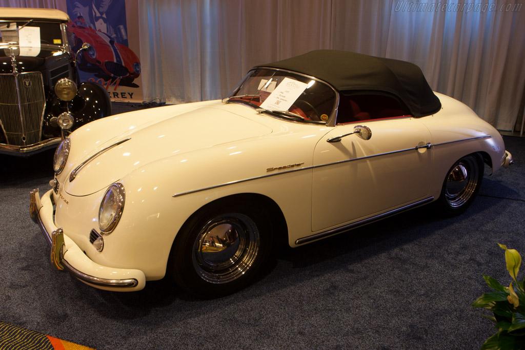Porsche 356 Speedster Chassis 82011 2014 Monterey