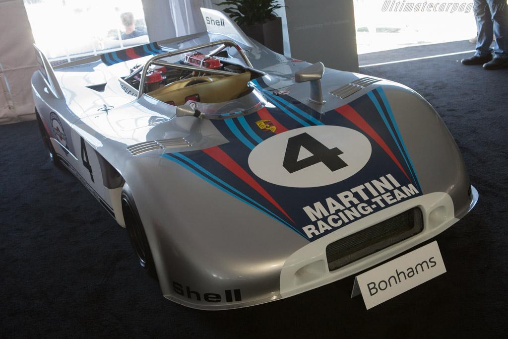 Porsche 908/3 - Chassis: 908/03-002   - 2014 Monterey Auctions