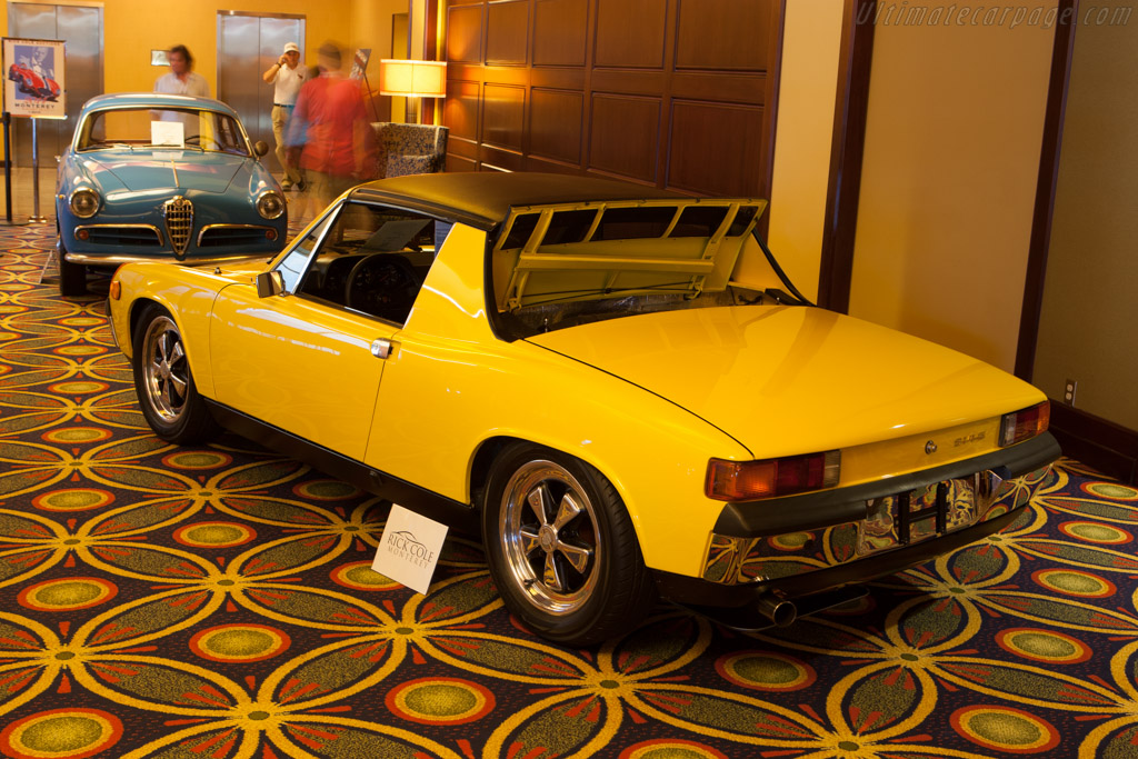 Porsche 914/6 - Chassis: 4732909506   - 2014 Monterey Auctions