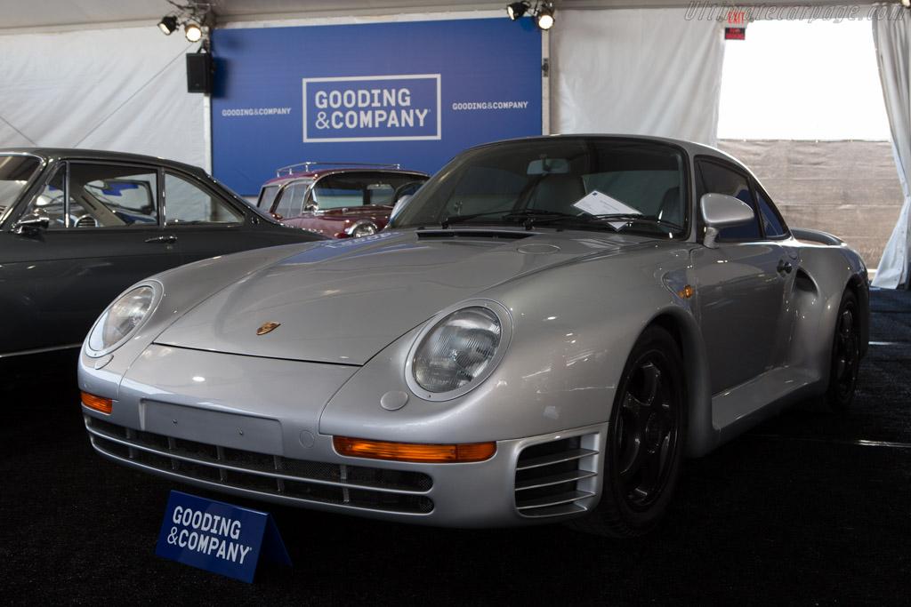 Porsche 959 - Chassis: 900072   - 2014 Monterey Auctions