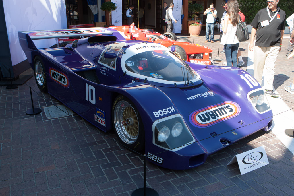Porsche 962 - Chassis: 962-F01   - 2014 Monterey Auctions