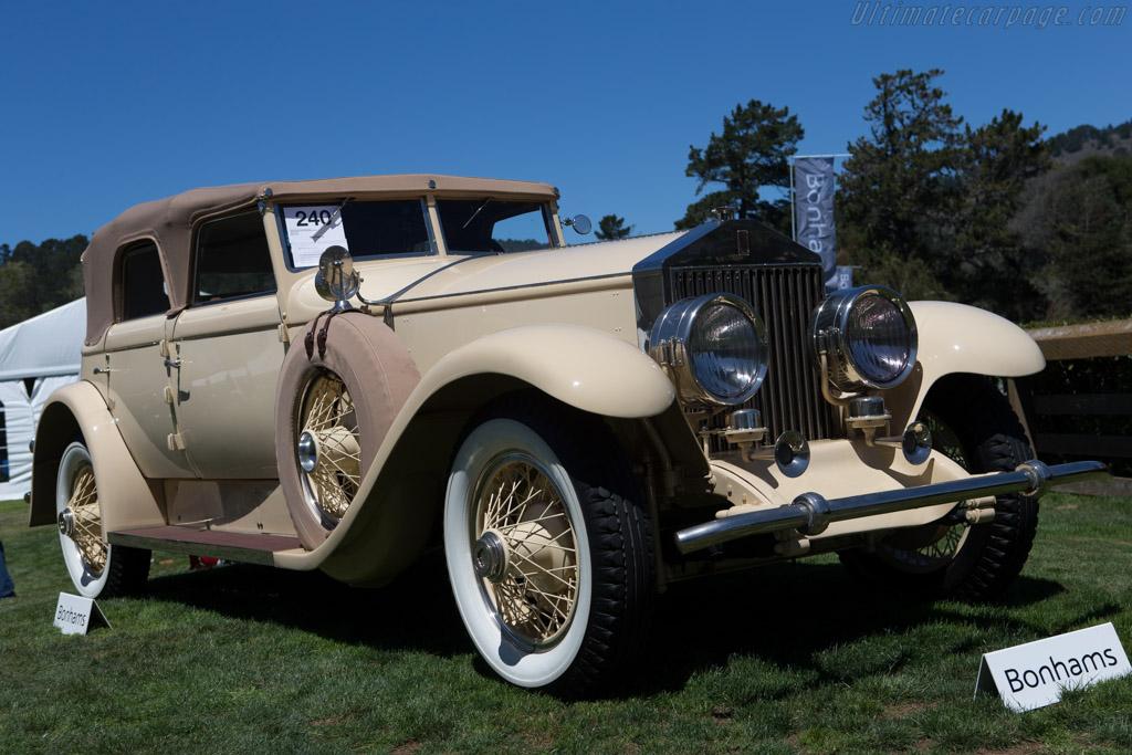 Rolls-Royce Phantom Transformal Phaeton - Chassis: S319K{   - 2014 Monterey Auctions