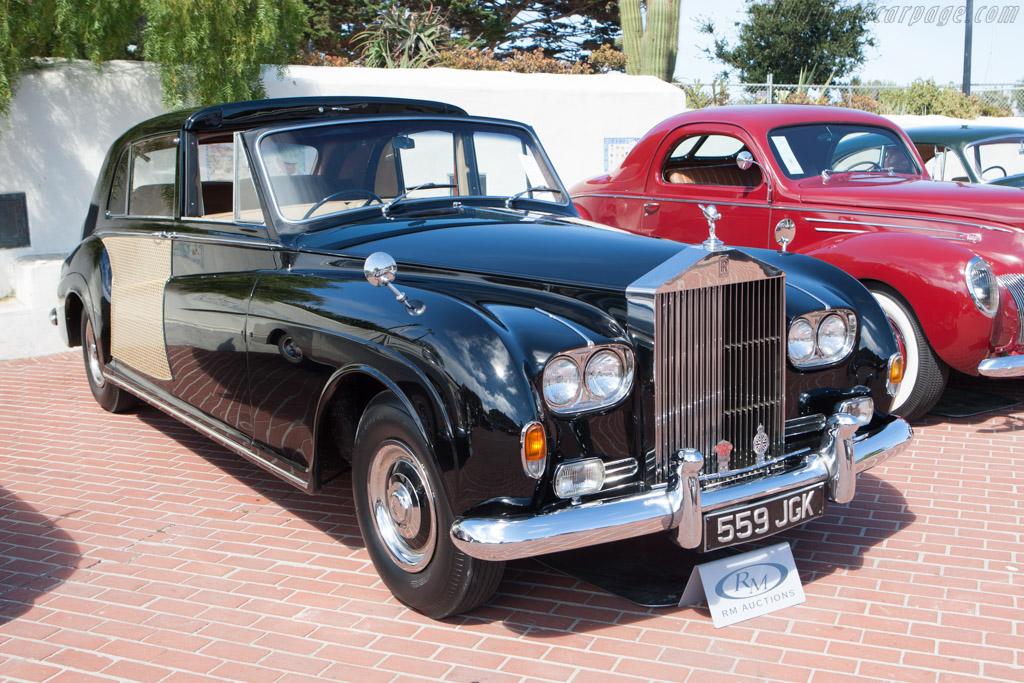 Rolls-Royce Phantom V James Young Sedanca de Ville - Chassis: 5AS95   - 2014 Monterey Auctions