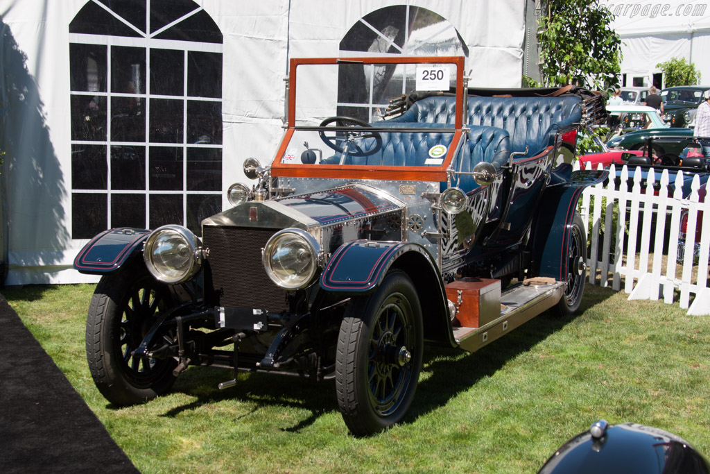 Rolls-Royce Silver Ghost Roi des Belges - Chassis: 2617   - 2014 Monterey Auctions