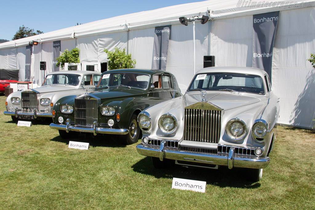 Rolls-Royce Silver Wraith Vignale - Chassis: LCLW14   - 2014 Monterey Auctions