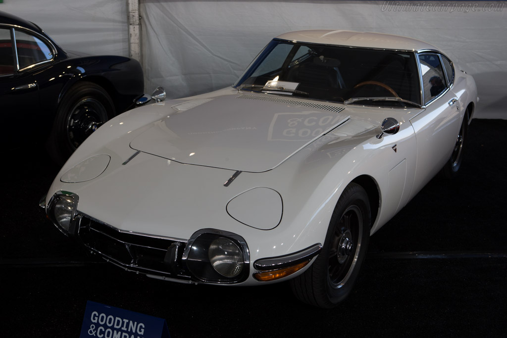 Toyota 2000 GT - Chassis: MF10-10088   - 2014 Monterey Auctions