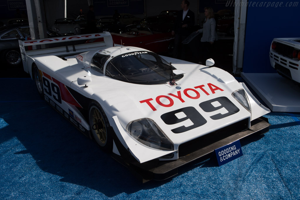 Toyota Eagle Mk III - Chassis: WFO-91-004   - 2014 Monterey Auctions