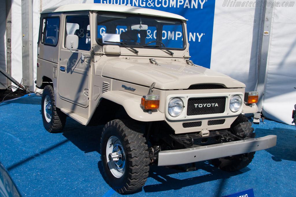 Toyota Land Cruiser FJ40 - Chassis: FJ40-315898   - 2014 Monterey Auctions