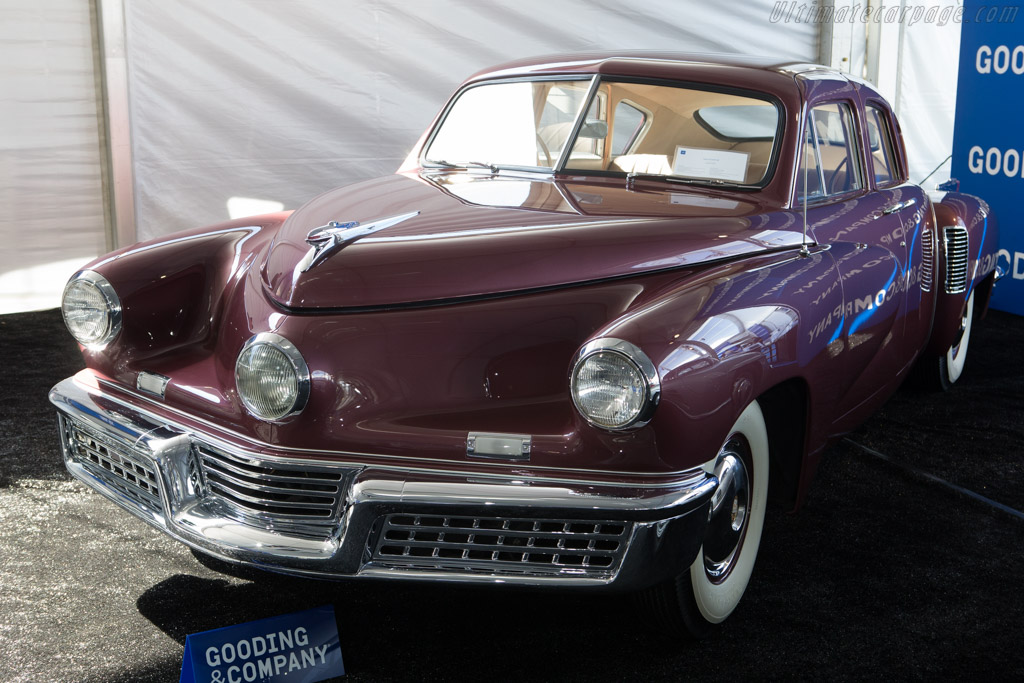 Tucker 48 - Chassis: 1003   - 2014 Monterey Auctions