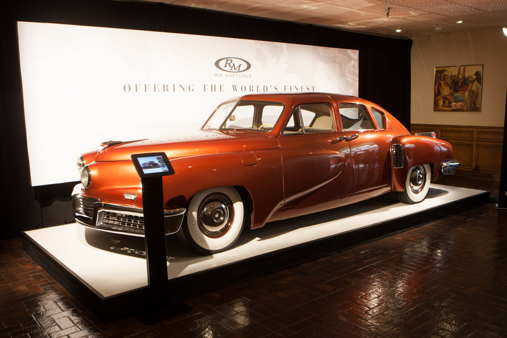 Tucker 48 - Chassis: 1036   - 2014 Monterey Auctions