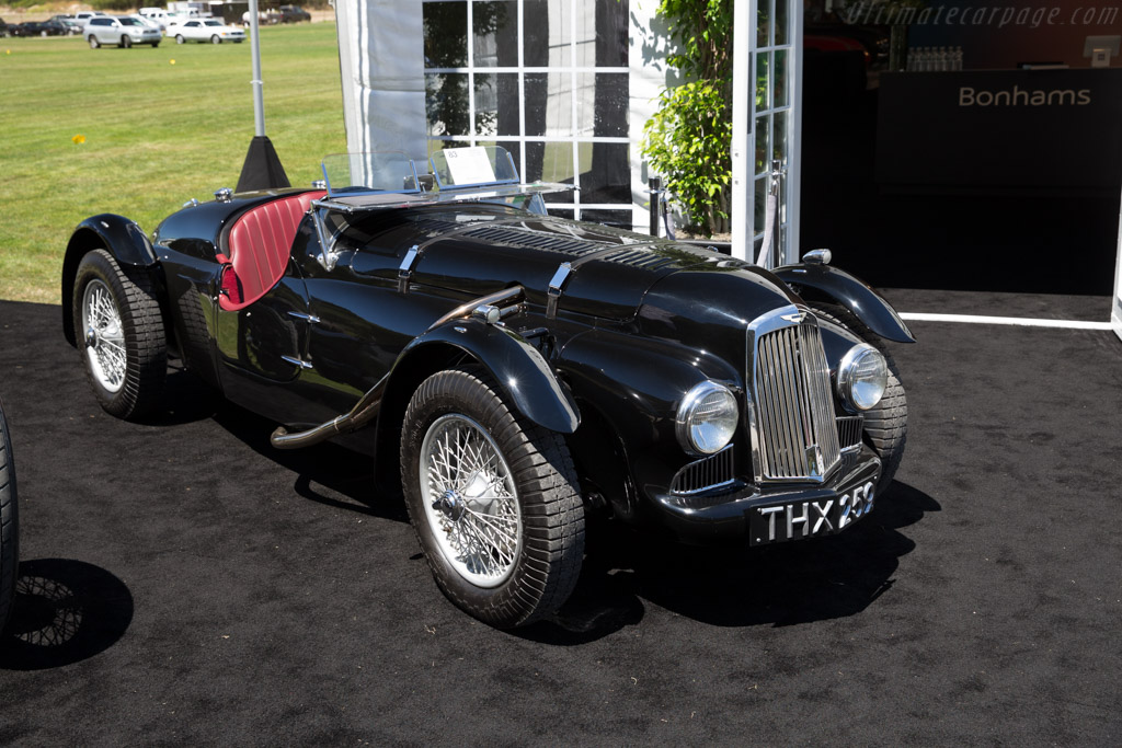 Aston Martin 2 Litre - Chassis: SPA/48/8   - 2015 Monterey Auctions