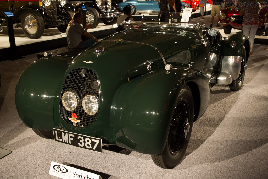 Aston Martin C-Type Speed Model - Chassis: CG40/718/U   - 2015 Monterey Auctions