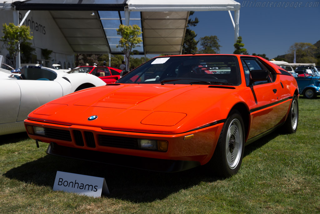BMW M1 - Chassis: 4301160   - 2015 Monterey Auctions