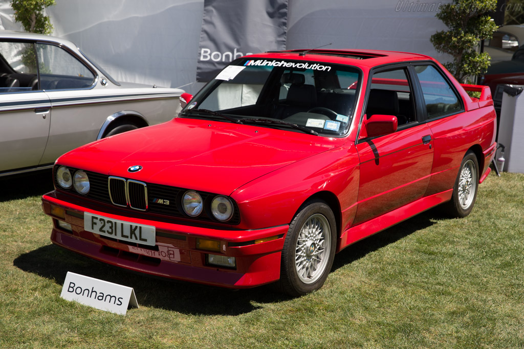 BMW M3 - Chassis: WBSAK0300K298332   - 2015 Monterey Auctions