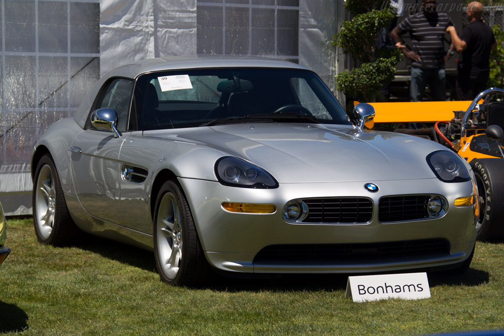 BMW Z8 - Chassis: WBAEJ13483AH62031   - 2015 Monterey Auctions