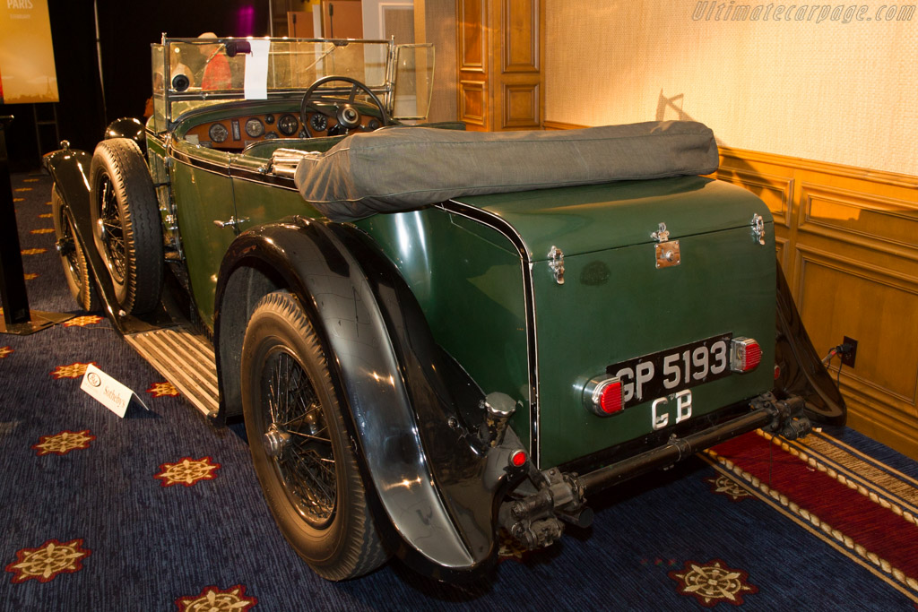 Bentley 4 Litre Tourer - Chassis: VF4019   - 2015 Monterey Auctions